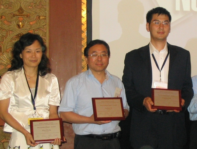 awards for research papers