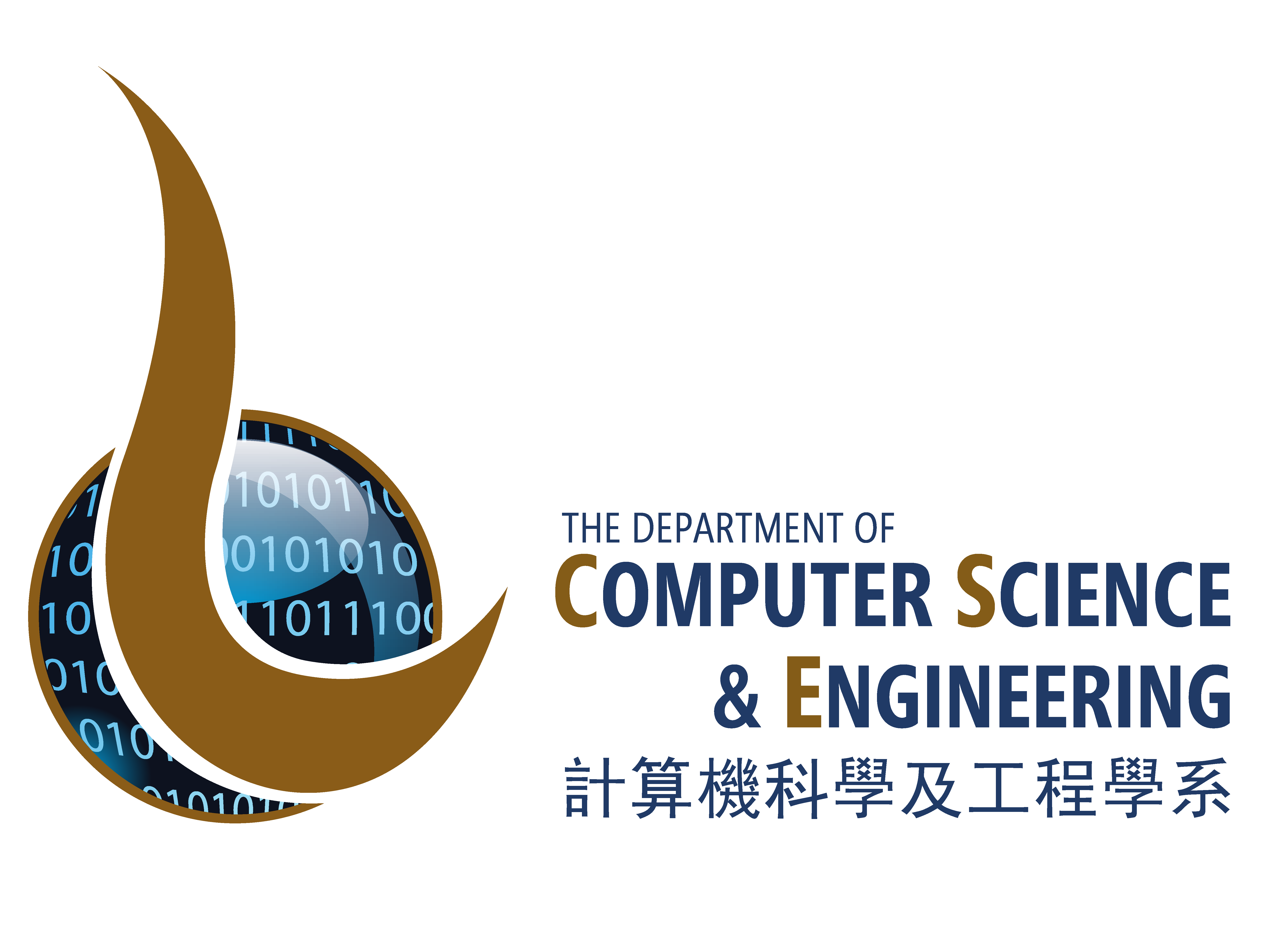 Logos of the Department of Computer Science and ...