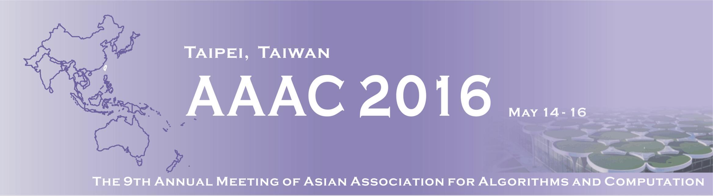 AAAC                 2016